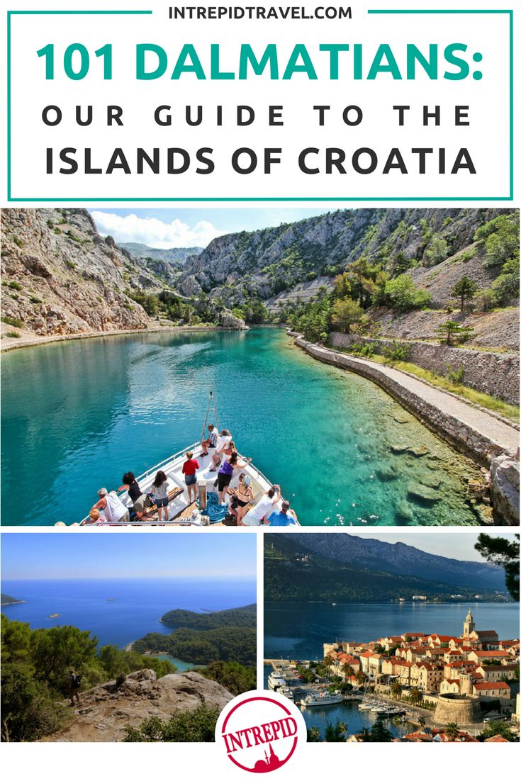 101 Dalmatians: our guide to the Islands of Croatia
