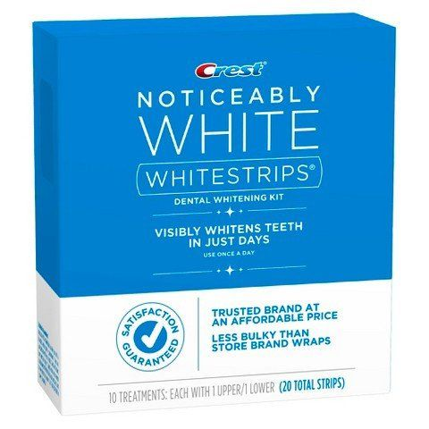 Crest Noticeably White Whitestrips – Crest Whitestrips United Kingdom New and exclusive to Cali White!