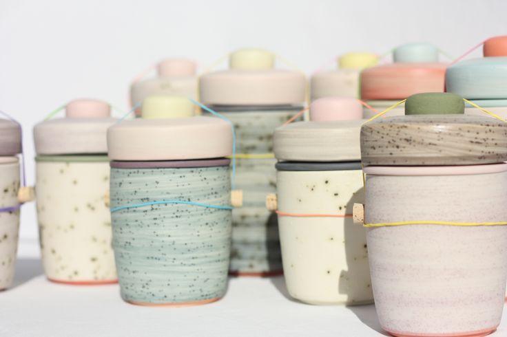 designstuff - Ben Fiess ceramic art • See more at The Big Design Market on 6/7/8 December 2013 – Royal Exhibition Building, Melbourne.