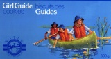 Girl Guides of Canada Cookie Box 1991