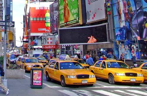 New york, j'arrive