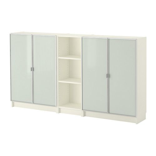 POSSIBLY PUT ON EITHER SIDE OF THE FIREPLACE 244.97 BILLY/MORLIDEN Bookcase IKEA Adjustable shelves can be arranged according to your needs.