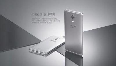 Meizu Pro 7 Hadir dengan Body Metal dan Layar 4K