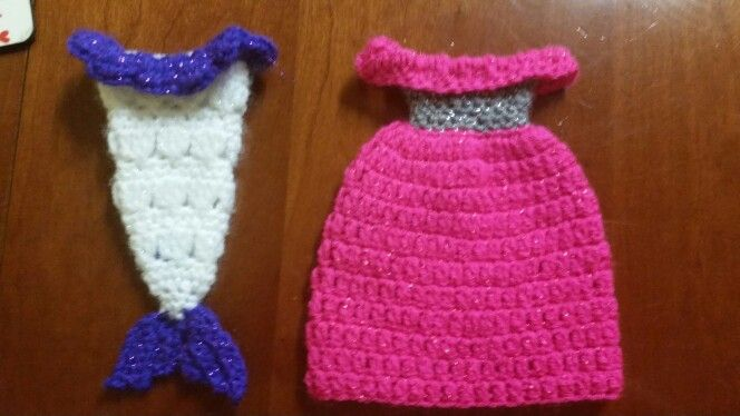 Crochet dolls clothing ideas