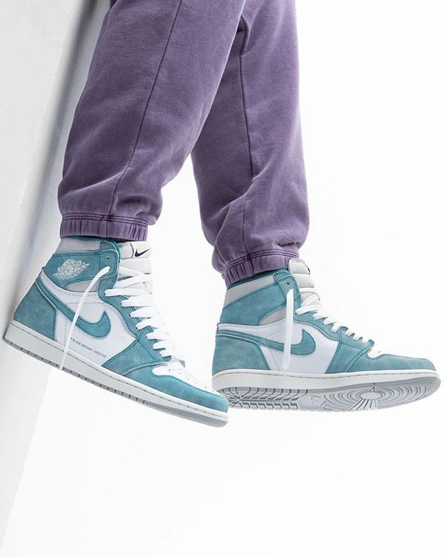 lowest price 7e94d 5156f The NIKE AIR JORDAN 1 HI RETRO TURBO GREEN are scheduled for release  TOMORROW FEBRUARY 15