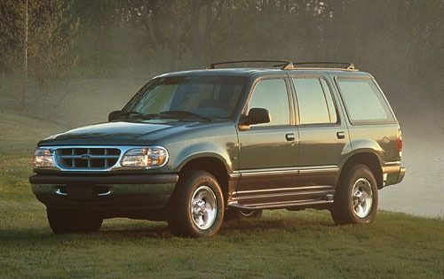 1996 Ford Explorer Review - http://whatmycarworth.com/1996-ford-explorer-review/