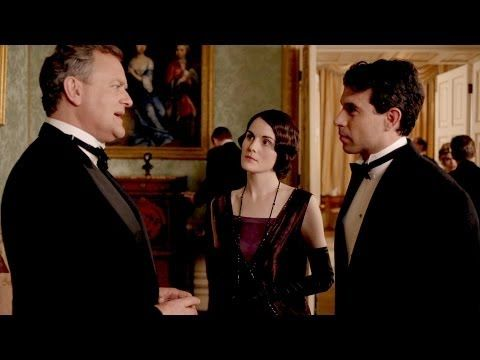 MASTERPIECE | Downton Abbey, Season 4: A Scene from Episode 3 | PBS