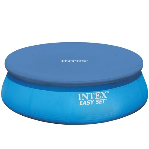 http://idealbebe.ro/intex-acoperitoare-piscina-easy-set-305-cm-p-15064.html Protejeaza piscina impotriva murdariei. Se fixeaza cu ajutorul unui cordon.