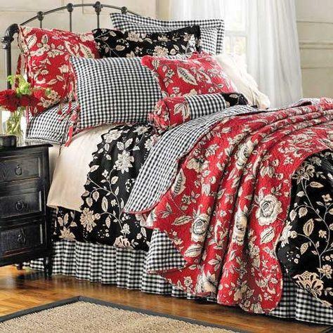 die besten 25 rot schwarzes schlafzimmer ideen auf pinterest - Entzuckend Schlafzimmer Schwarz Planung