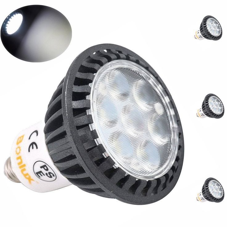 Bonlux LED E11 Spotlight Mini Candelabra E11 Base 5W 120V Daylight 6000K E11 LED Recessed Bulb  sc 1 st  Pinterest & 7 best Bonlux LED E11 Spotlight images by Bonlux LED Light on ...