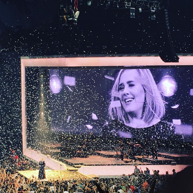 Adele performing at 'The Palace of Auburn Hills', Auburn Hills, Michigan (Sept…