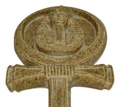 very unique Egyptian cross Ankh, key of life king tut