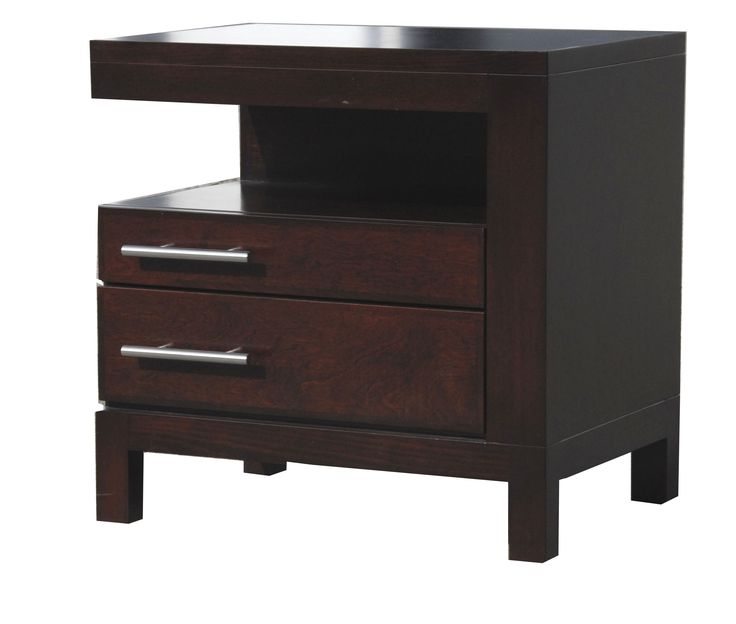Our very popular Aston nightstand.  Unique style and built with quality to last.  #hotelfurniture #hotel #furniture #nightstand #woodfurniture #resorts