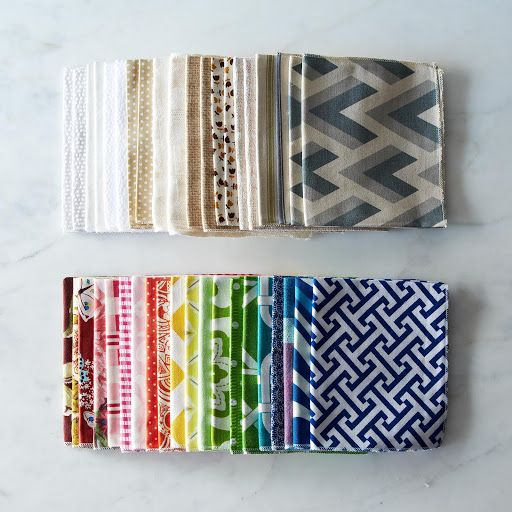 Reusable Cleaning Cloths (Set of 20) on Provisions by Food52 $70; 100% cotton; made in Brunswick, GA