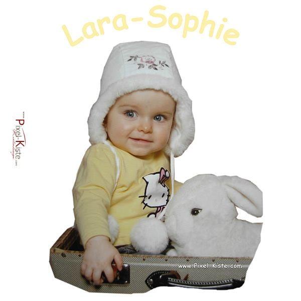 Baby an Bord Autoaufkleber XL Format freie Form