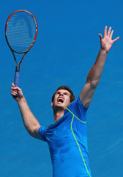 Andy Murray in 2015 Australian Open - Previews