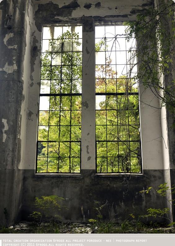 REPORT - 159 │ 旧和賀川水力発電所の画像   6Frogs - 行ってみたら凄かった。 │ 廃虚や廃村、秘境や遺構の…