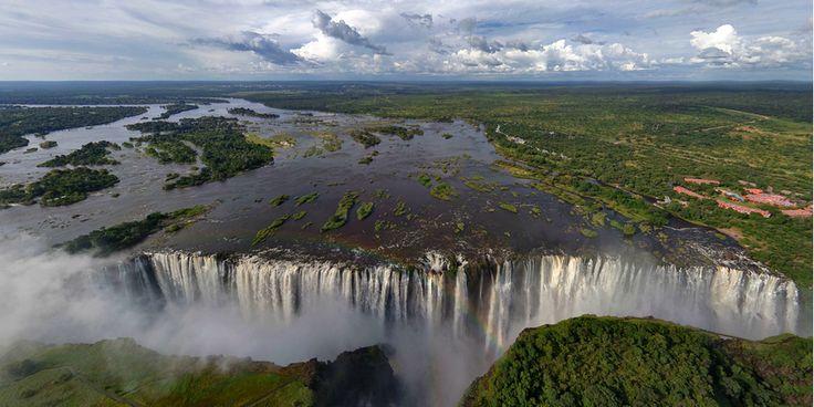 De l'Afrique du Sud au Botswana