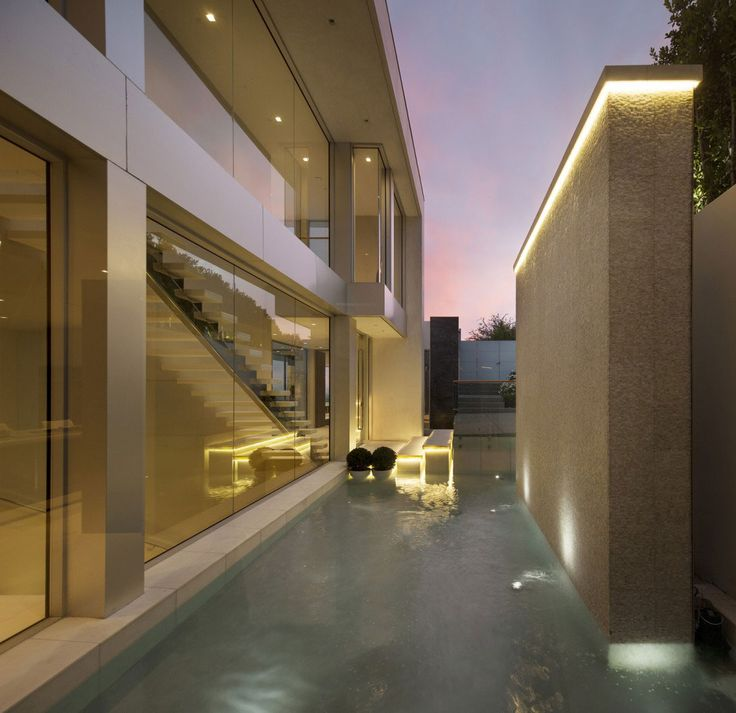 Residence by McClean Design Hollywood California USA