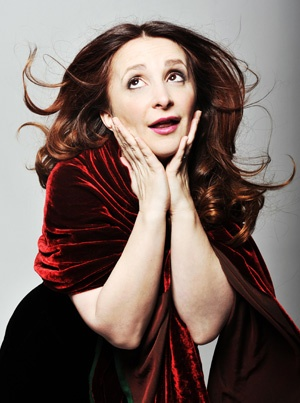 Hal Cruttenden & Lucy Porter preview their Edinburgh Fringe material live at 'The Y', Leicester on Saturday, 14th July 2012, 8pm £10/£8