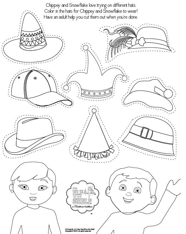 195 Best Images About Christmas Elf Printables Amp Products