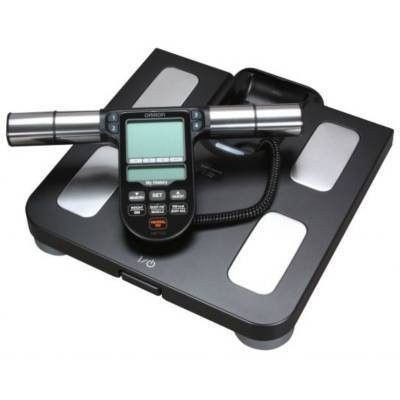 "Omron Body Composition Monitor And Scale With 7 Fitness Indicators Body Composition Monitor And Scale With 7 Fitness Indicators 14.9000"" L X 12.7000"" W X 3.3000"" H X by Omron Healthcare"