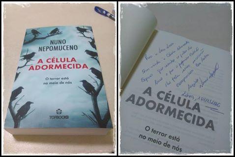 Sinfonia dos Livros: Passatempo | A Célula Adormecida | Nuno Nepomuceno...