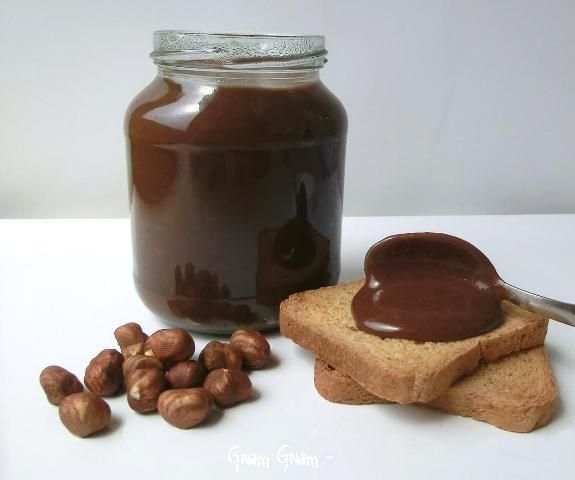 Crema Gianduia simil Nutella | Ricetta