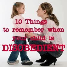 Raising Godly Children: 10 Things To Remember When Your Child Is DisobedientDisciplining Children, Christian Parenting, Remember This, Good Things, Raised God, Christian Parents, God Children, 10 Things, Raising Godly Children