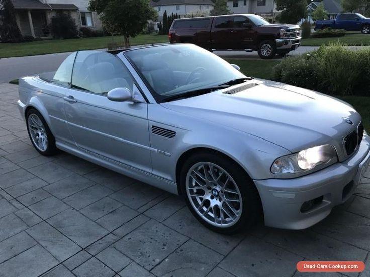 2003 BMW M3 #bmw #m3 #forsale #canada