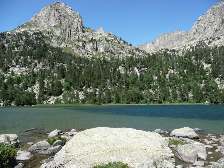 Saint Marcus Lake Spain
