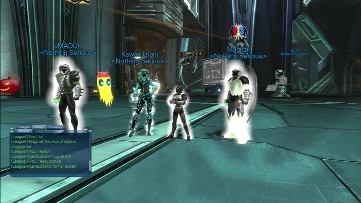 "DCUO: Beast League ""Nothing Serious"""