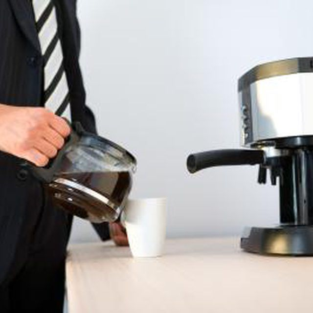 how do i decalcify my cuisinart coffee maker