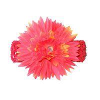 Red Daisy Headband