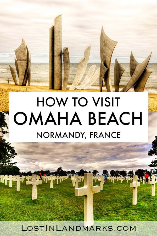 Visiting the beaches of Normandy: D-Day landings and WW2 sites – your ultimate guide