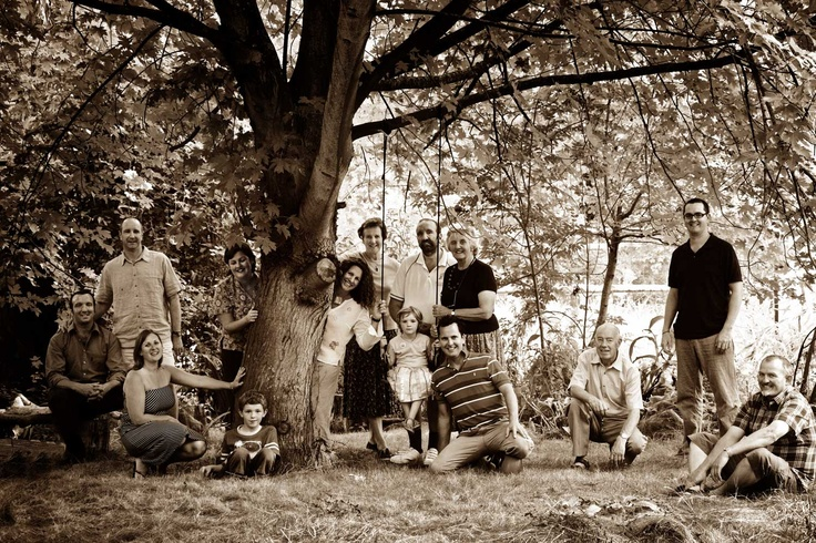 Great family picture ideas
