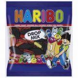 Haribo gekleurde dropmix, 1 kilo