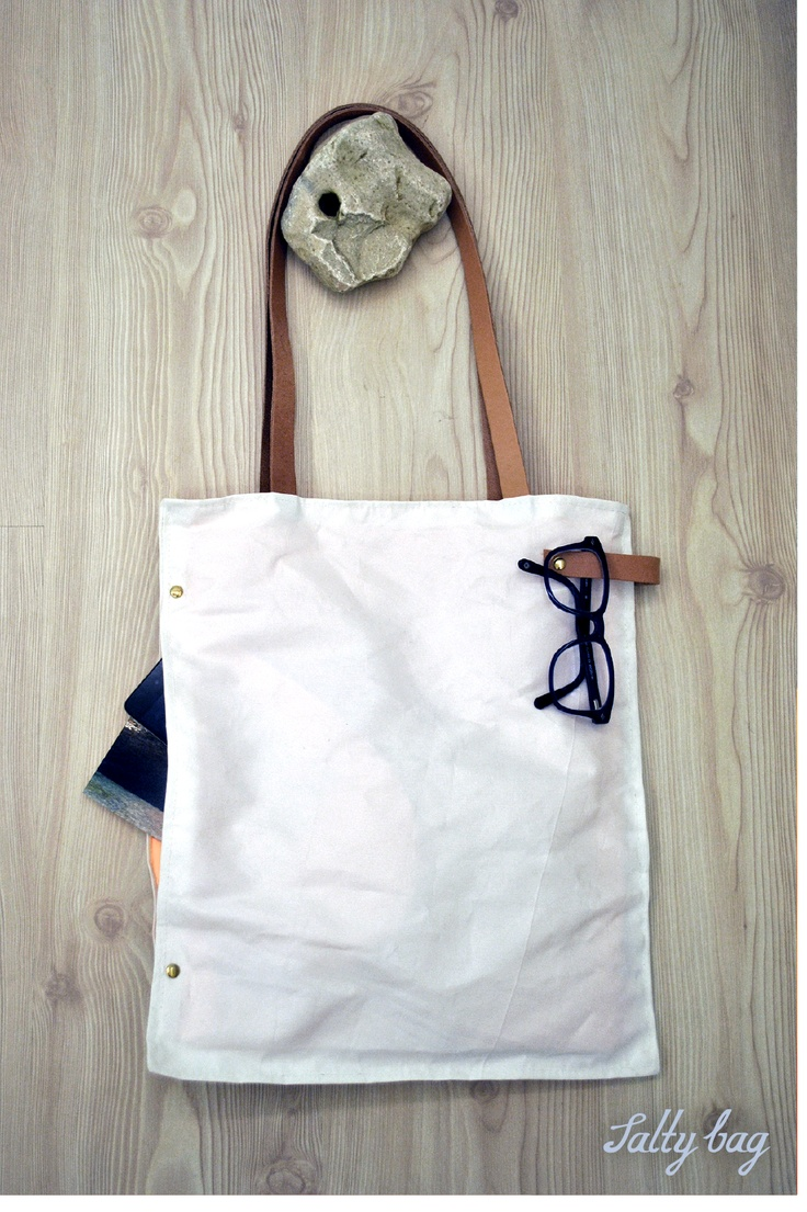 Salty Tote | Product Code 00702