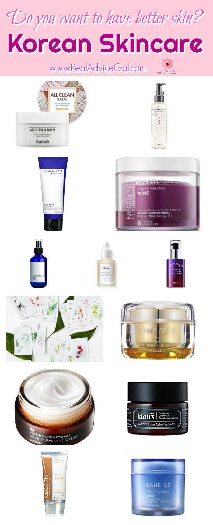 10 Step Korean Skin Care Routine Real Advice Gal Korean Skincare Routine Excellent Skin Care Korean Skincare