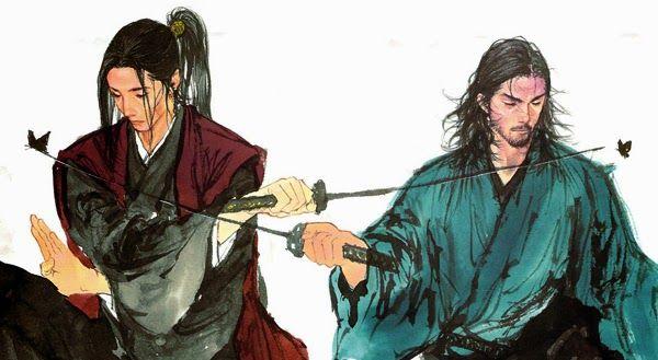 """O mundo surpreendente e """"real"""" das artes de Takehiko Inoue   Blog MIL"""