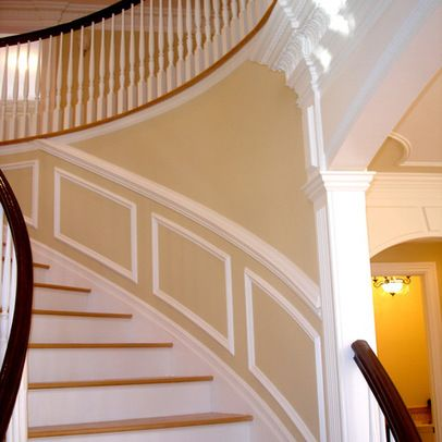 Decorative Wall Molding And Door Moldings Chair Rail