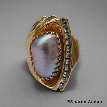jewelry as fine art by sharon amber earth to adornment