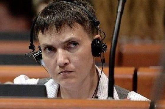 Савченко допросили в СБУ из-за поездки на Донбасс http://proua.com.ua/?p=63068