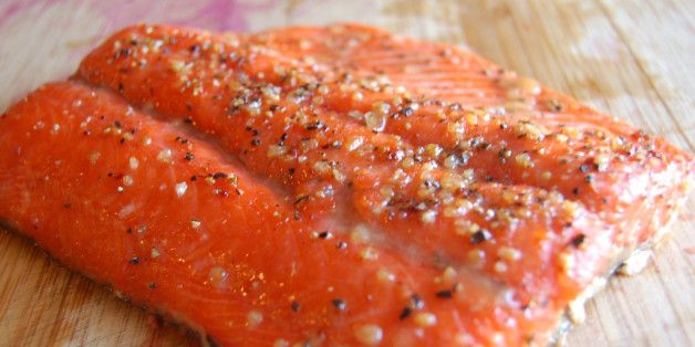 The Only Salmon Recipe You'll Ever Need