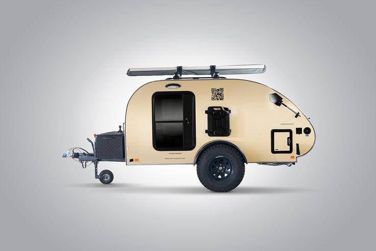 mini caravan freerider desert mini caravans pinterest. Black Bedroom Furniture Sets. Home Design Ideas