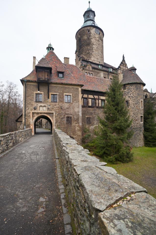 Czocha Castle - Sucha - Poland www.hotelewam.pl