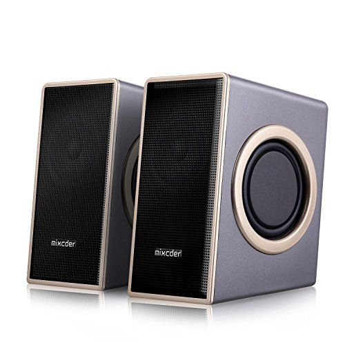 [Father's Day Present Deal] Stereo Computer Speaker, Mixcder MSH169 Multimedia Speakers System, Surround Sound Deep Bass for PC , Apple MAC , Dell , HP , Lenovo , Fierce , Cyberpower , VIBOX , Zoostorm , LG , Acer Desktop & Laptop Computers - http://www.computerlaptoprepairsyork.co.uk/desktop-computers/fathers-day-present-deal-stereo-computer-speaker-mixcder-msh169-multimedia-speakers-system-surround-sound-deep-bass-for-pc-apple-mac-dell-hp-lenovo-fierce-cyberpower-vibox-