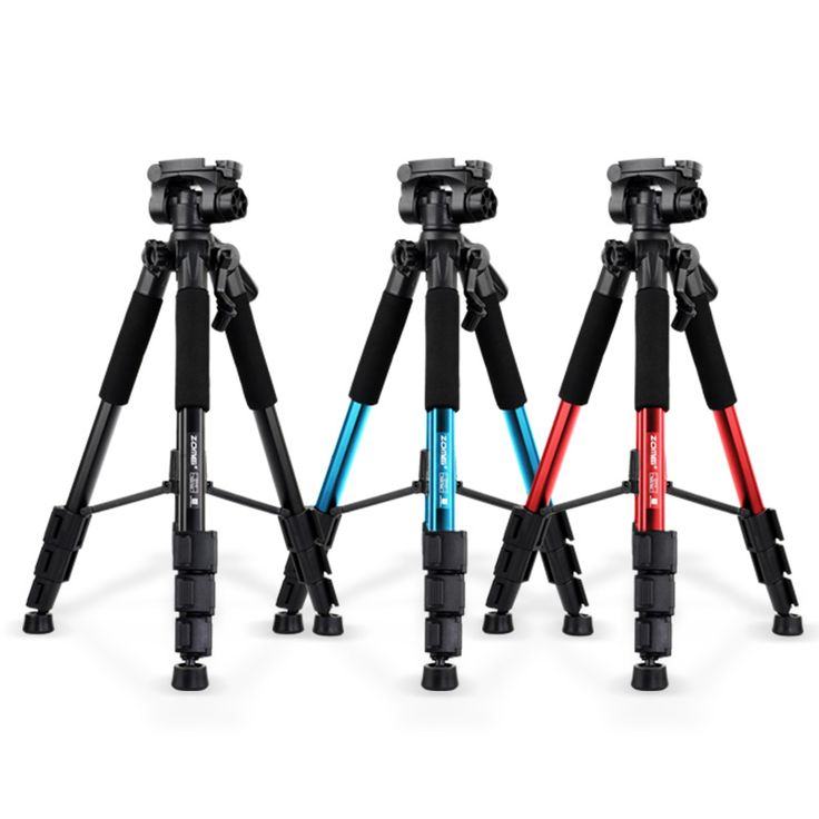 New Zomei Q111 Professional Aluminium Tripod Camera Accessories Stand with Pan Head for Dslr //Price: $89.99      #FirstDayOfSummer