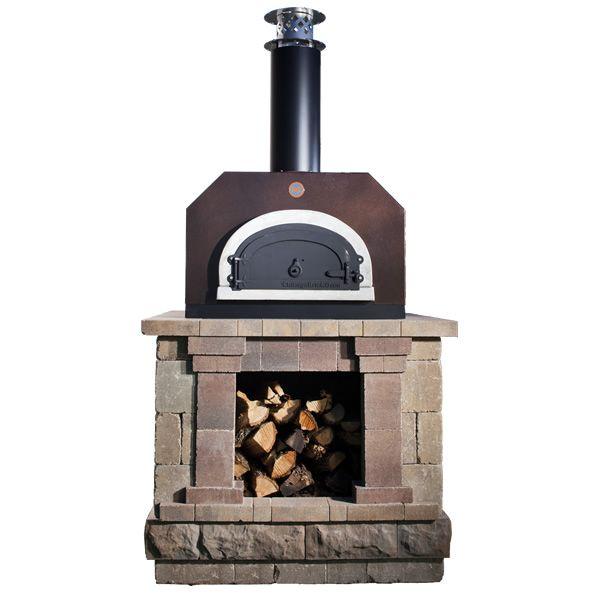 Outdoor Countertop Stove : oven outdoor brick ovens pizza ovens outdoor fireplaces countertops ...