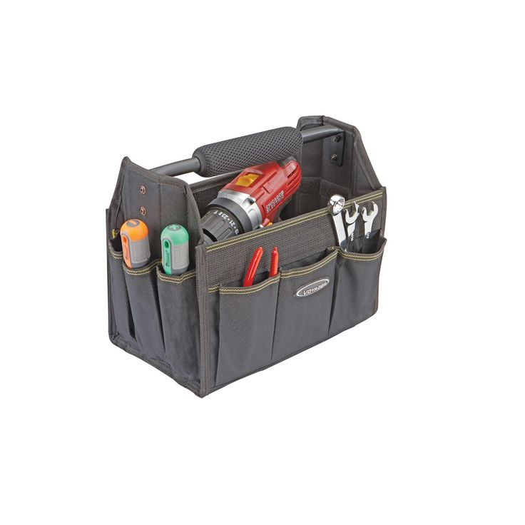12 in tool tote
